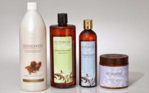 Řada vlasové kosmetiky CocoChoco